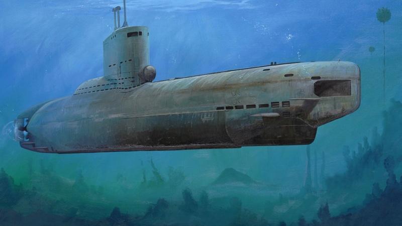 LES FONDS D'ECRANS - Page 37 U-boot10