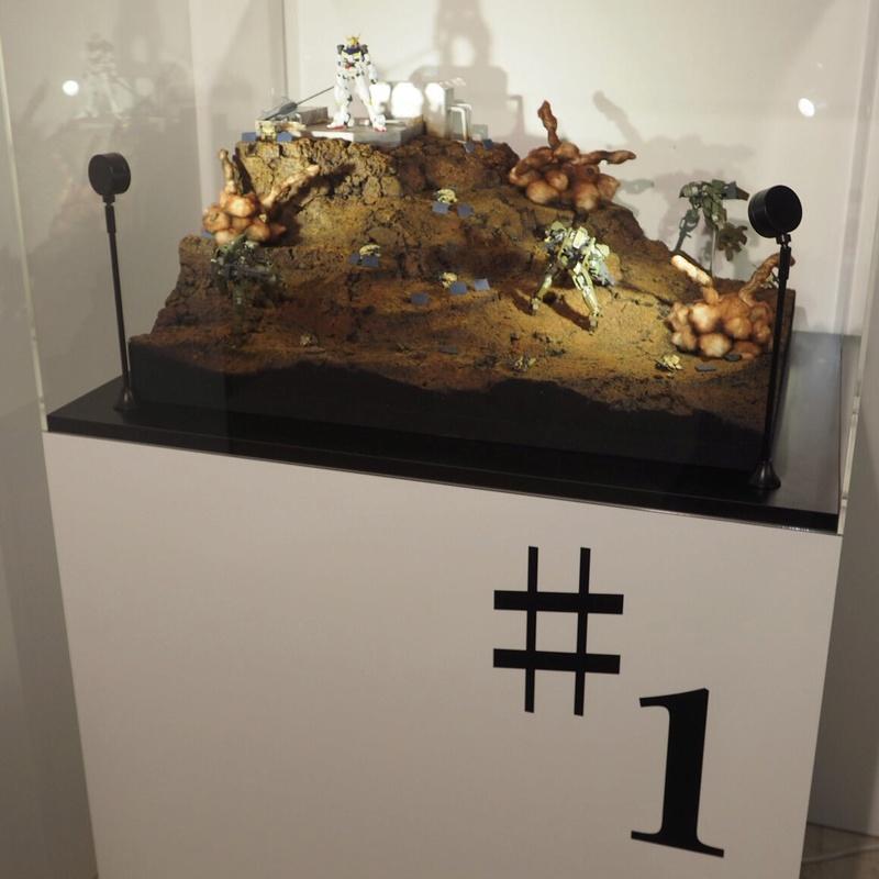 Gunpla X (Exposition du 26 Octobre au 7 Novembre 2016) X2815