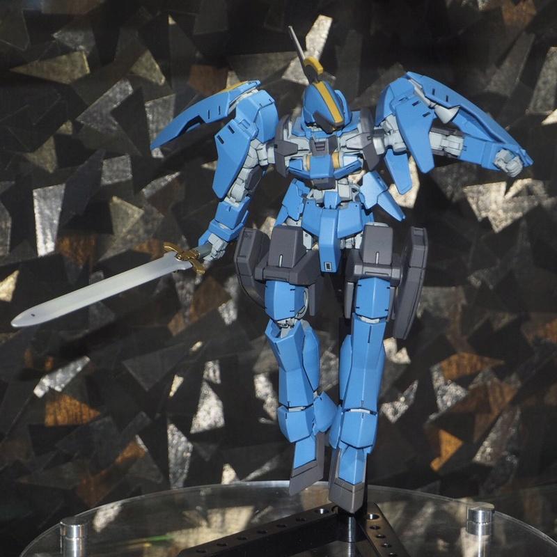 Gunpla X (Exposition du 26 Octobre au 7 Novembre 2016) X3321