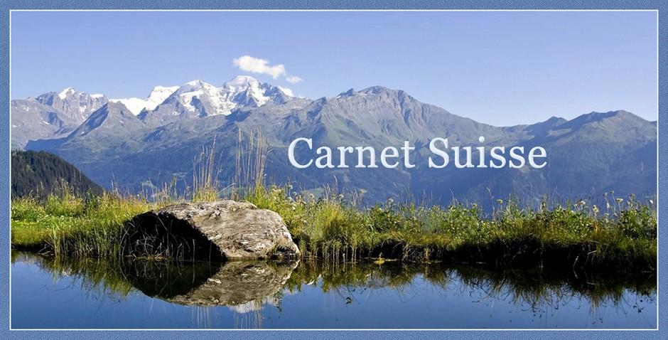 Carnet Suisse