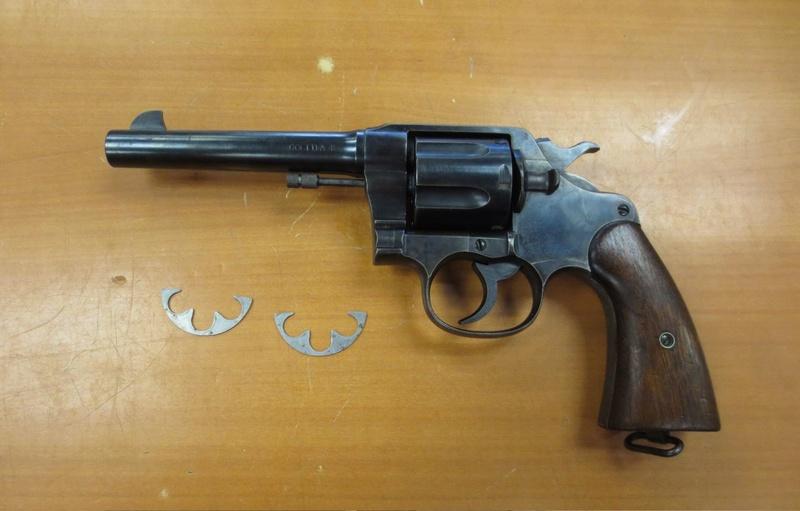 Colt New Service model of 1917 Wm_84410