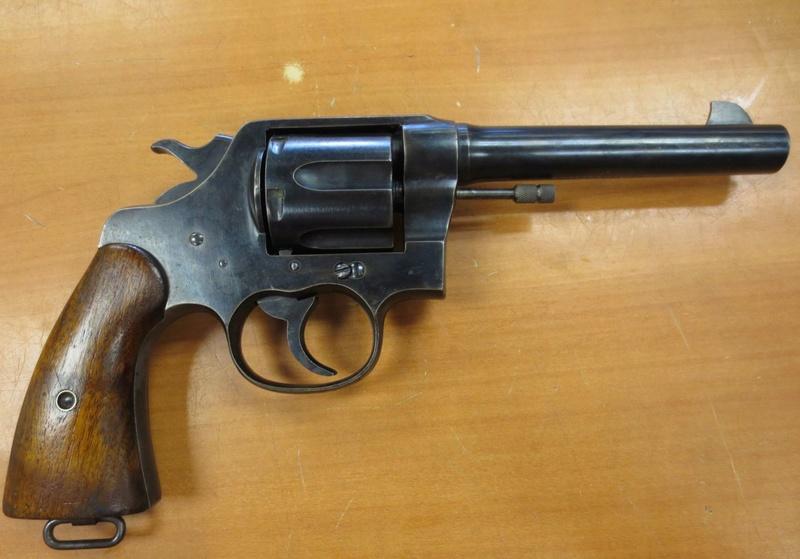 Colt New Service model of 1917 Wm_84415