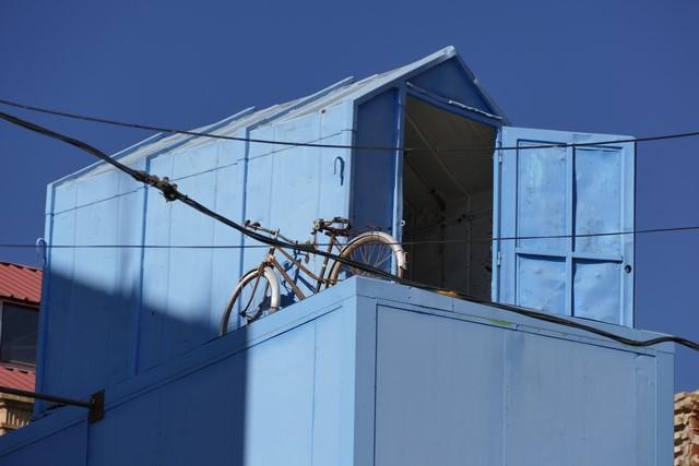 La bicyclette bleue P1570710