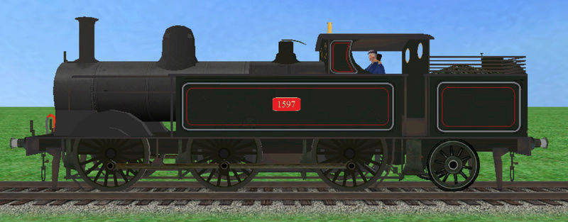 LNWR Stock Lnwr-011