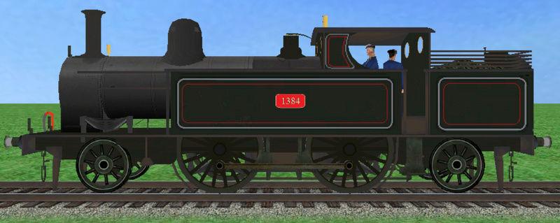 LNWR Stock Lnwr-210