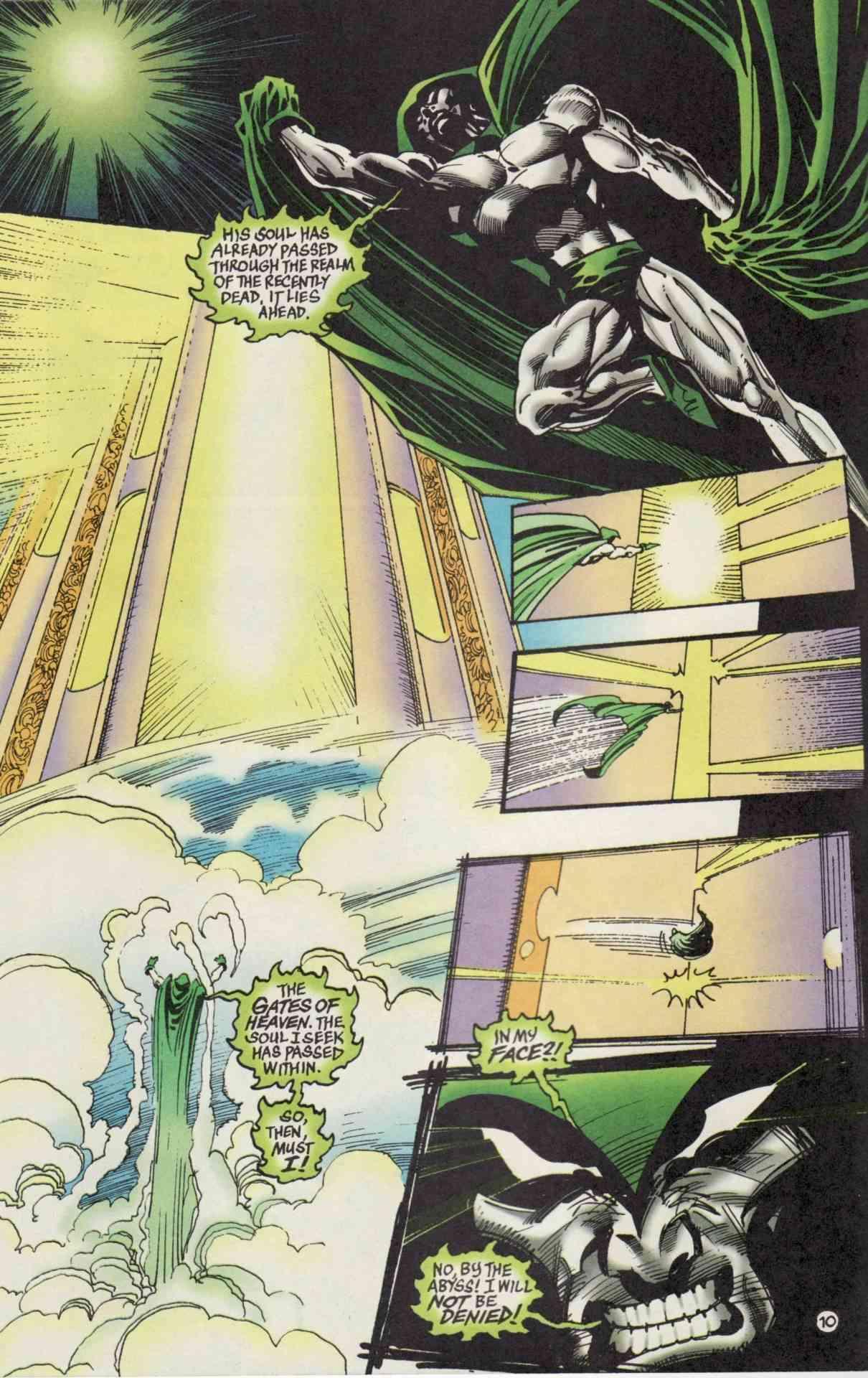 The Presence (DC Comics) and The Presence (Vertigo Comics) 12471510