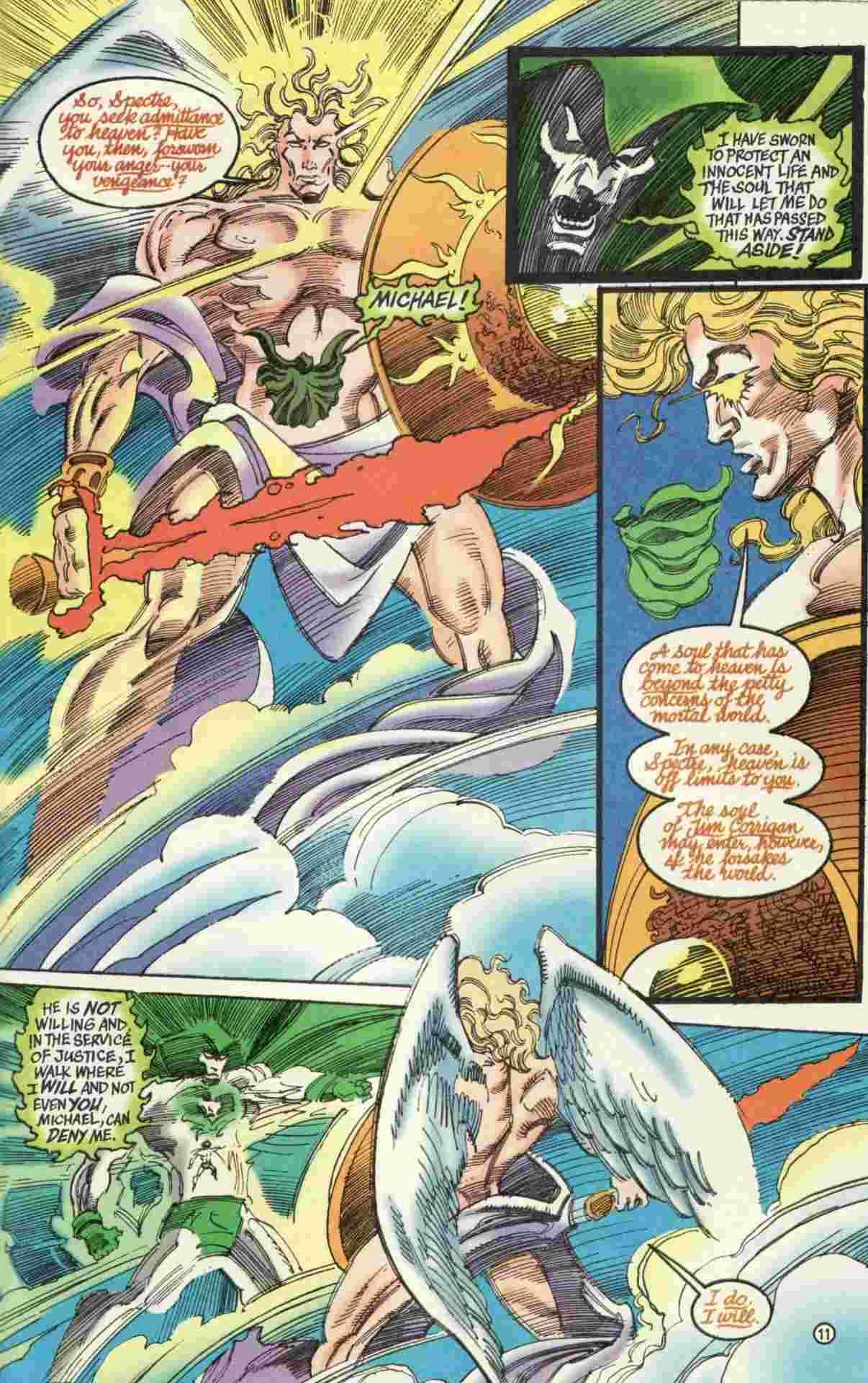 The Presence (DC Comics) and The Presence (Vertigo Comics) 12471511