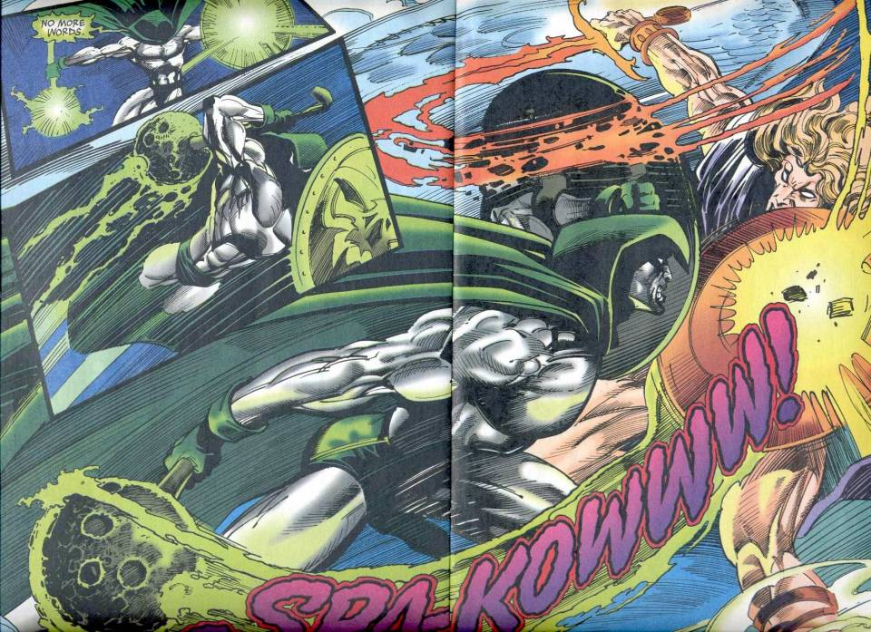 The Presence (DC Comics) and The Presence (Vertigo Comics) 12471512
