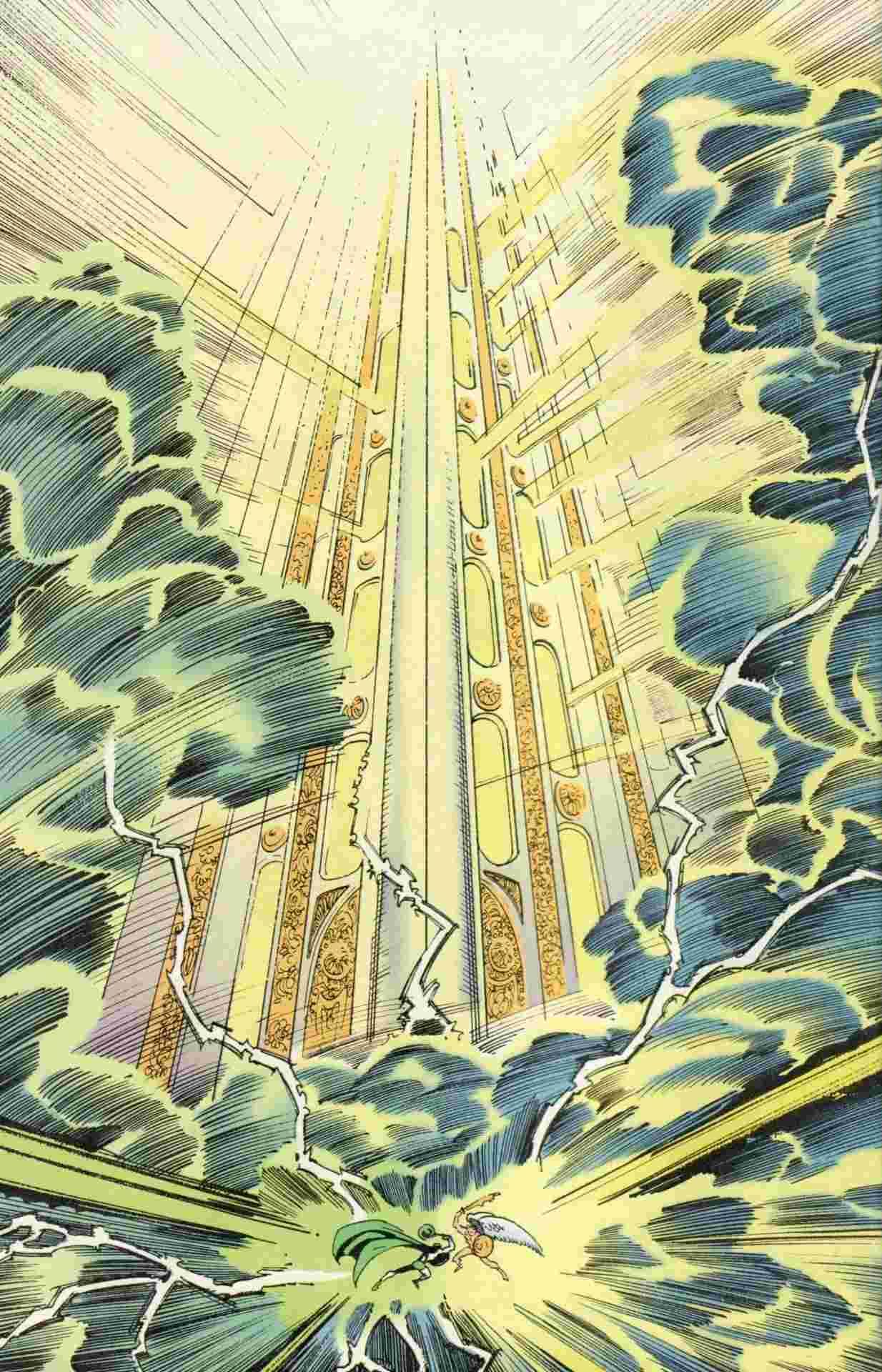 The Presence (DC Comics) and The Presence (Vertigo Comics) 12471515