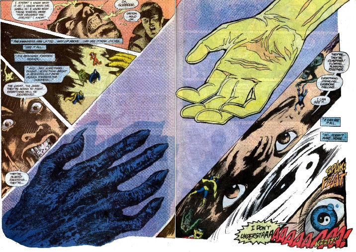 The Presence (DC Comics) and The Presence (Vertigo Comics) 20199410