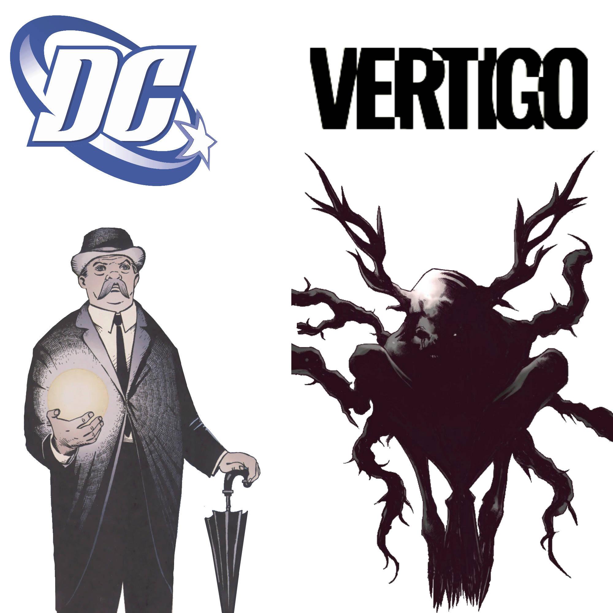 The Presence (DC Comics) and The Presence (Vertigo Comics) Dc_vs_10