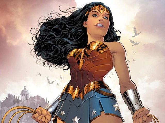 Wonder Woman is apparently Confirmed Queer Wonder10