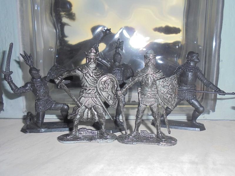 """soldatini anni 70 """"re artu e lancillotto""""  Dsc04815"""