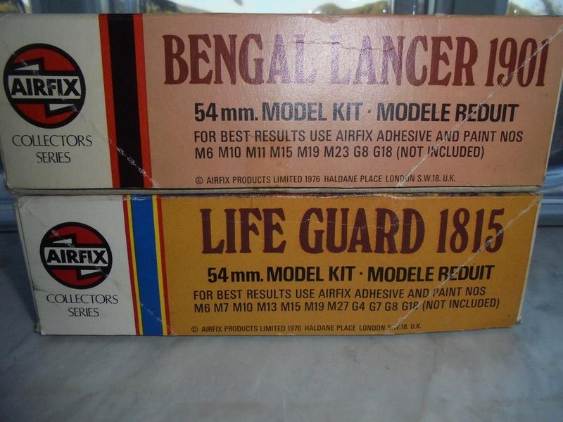 airfix life giard 1815-bengal lancer 1901  Dsc04920