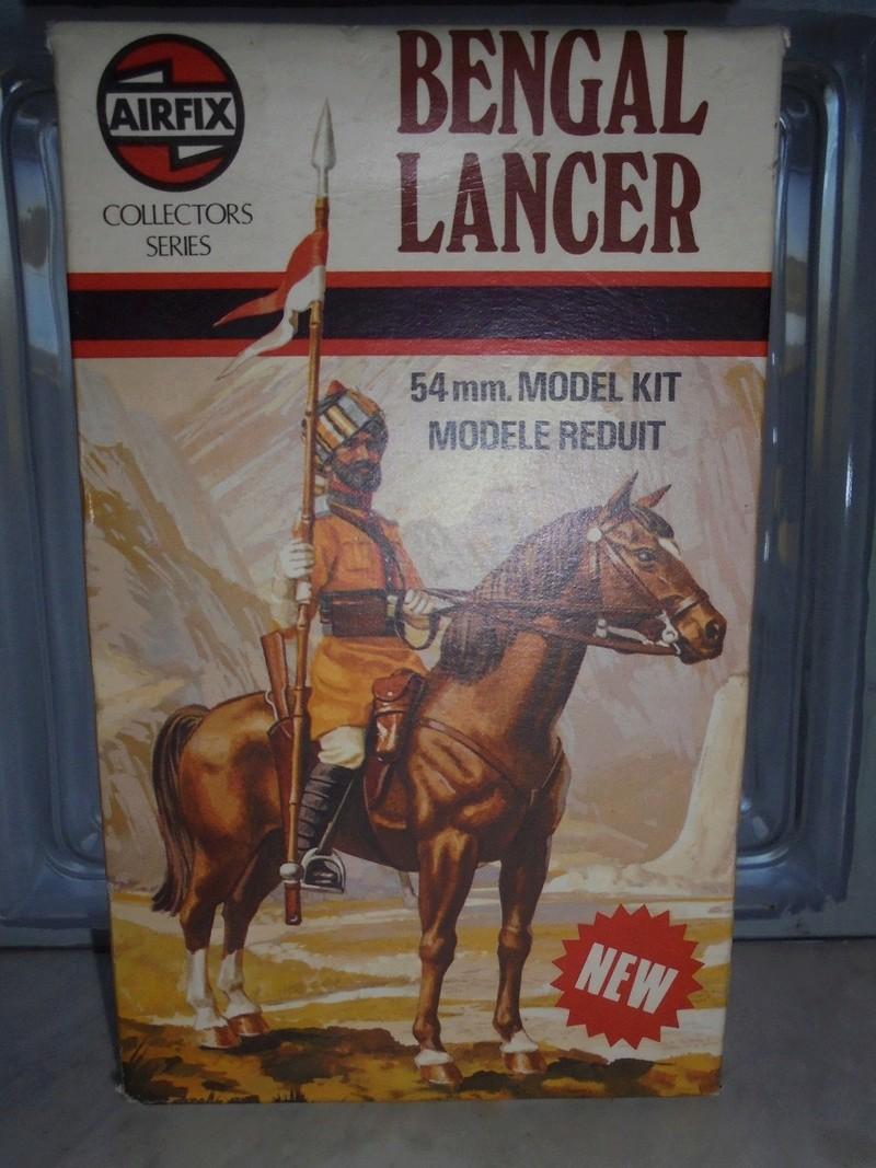 airfix life giard 1815-bengal lancer 1901  Dsc04924