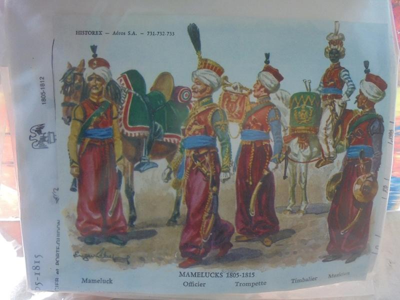 KIT MONTAGGIO SOLDATINI HISTOREX ANNI 70 N.731-732  Dsc05511