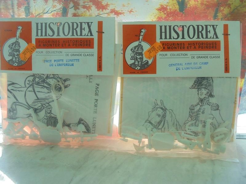 Kit montaggio soldatini historex anni 70 n.722-724 Dsc05516