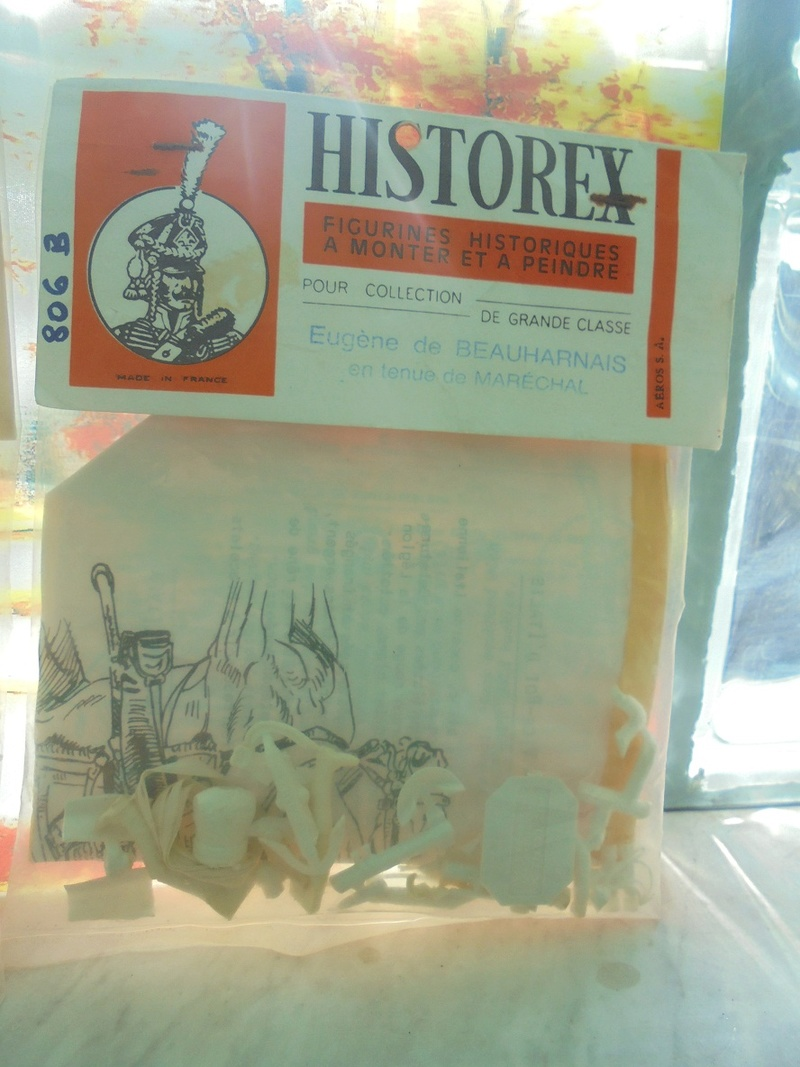 Kit montaggio soldatini historex anni 70 n.806 Dsc05534