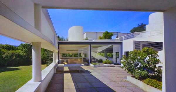 Frank Lloyd Wright  Villa-10