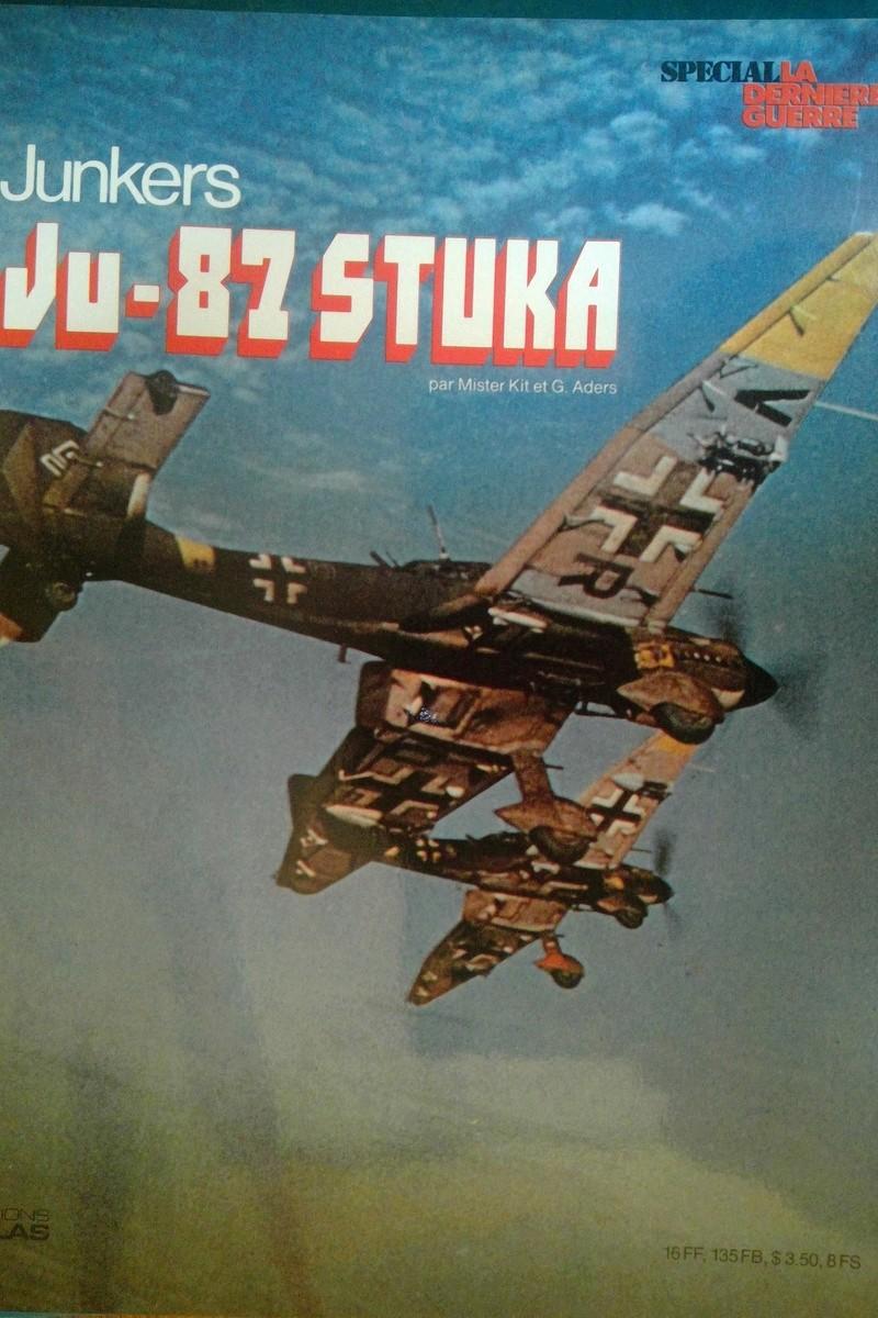 "[EDITIONS ATLAS] - 1979 - JUNKERS Ju87 ""STUKA"" Livre_23"