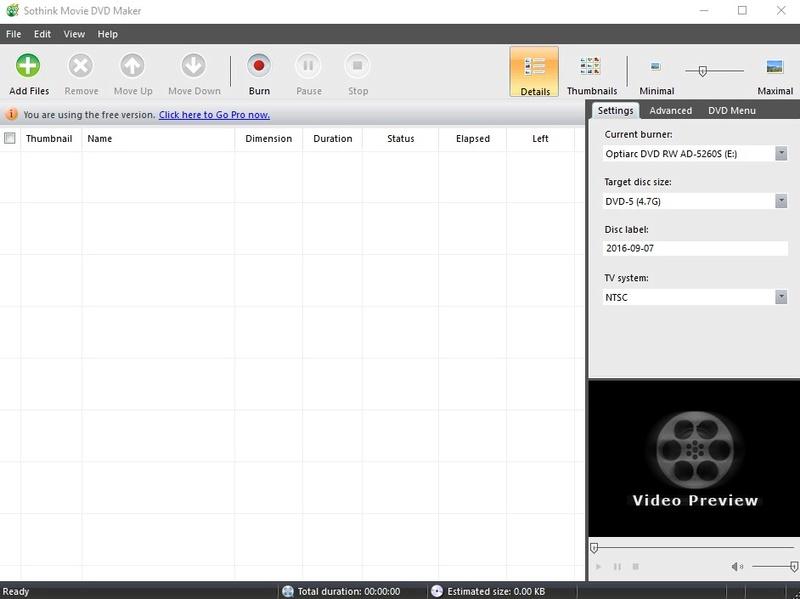 Sothink Movie DVD Maker 3.1 115