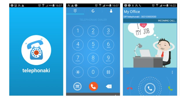 Telephonaki App 126