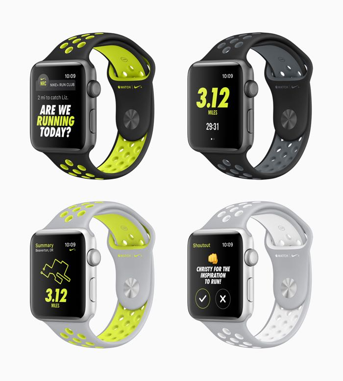 Ανακοινώθηκε το νέο Apple Watch Nike+ Apple-11