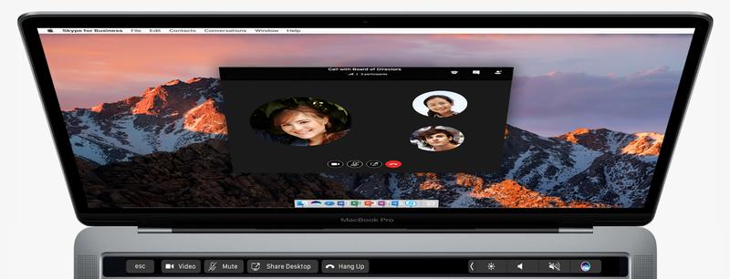 Η Microsoft φέρνει το Office στο νέο Touch Bar της Apple στους νέους MacBook Pro Micros13