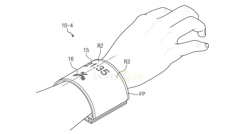 H Samsung κατέθεσε δίπλωμα ευρεσιτεχνίας για μια αναδιπλούμενη συσκευή με ονομασία Galaxy Wing Patent11