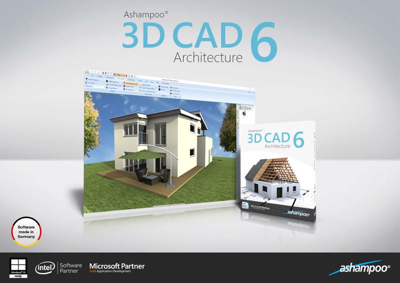 Ashampoo 3D CAD Architecture 6 & Ashampoo 3D CAD Professional 6 (Review) Scr_as10