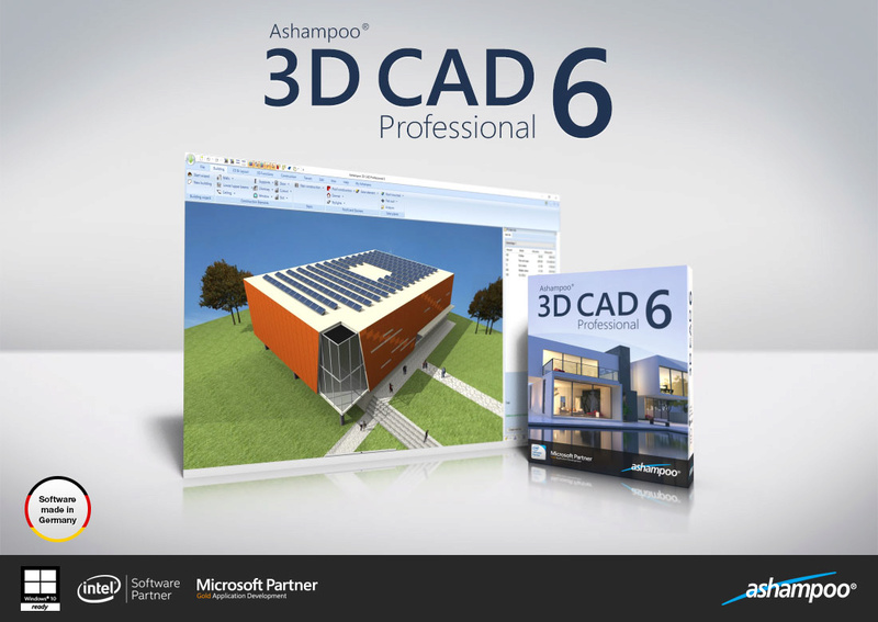 Ashampoo 3D CAD Architecture 6 & Ashampoo 3D CAD Professional 6 (Review) Scr_as18