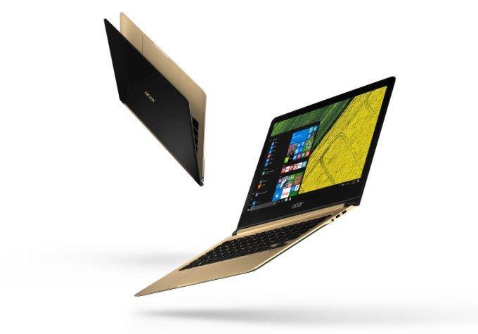 Λανσαρίστηκαν τα laptops, Acer Swift 3 και Swift 7 Swift-10