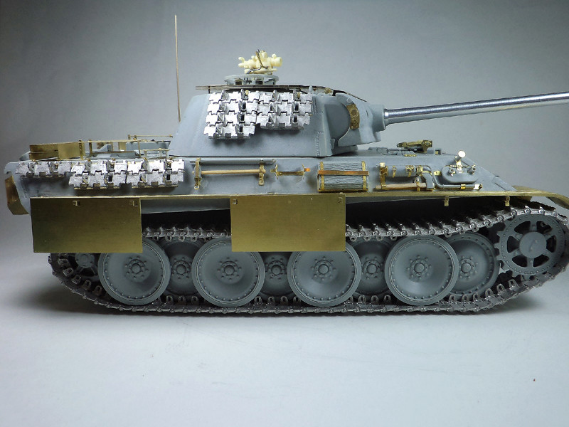 Panther G [ Dragon 1/35 et PE Griffon model ]  Dsc00022