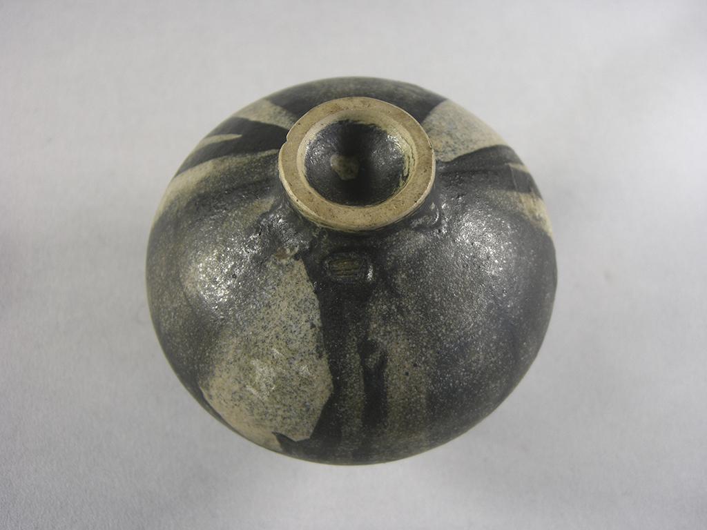 Drip Glaze Bud Vase Cimg1313