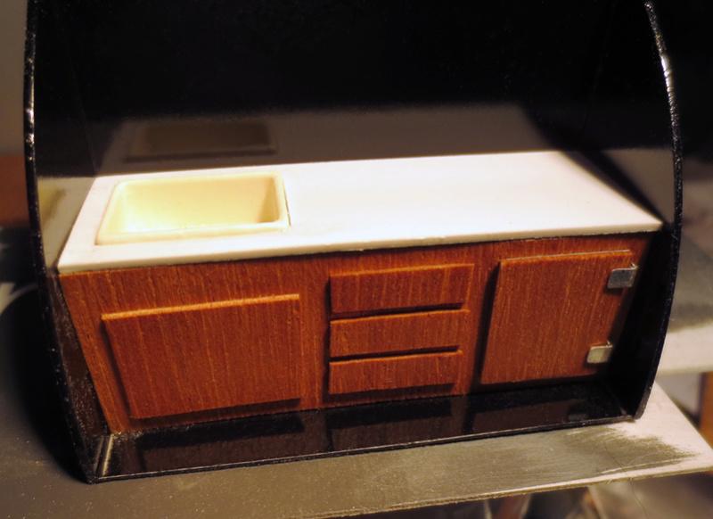 caravane vintage terminée Galley10