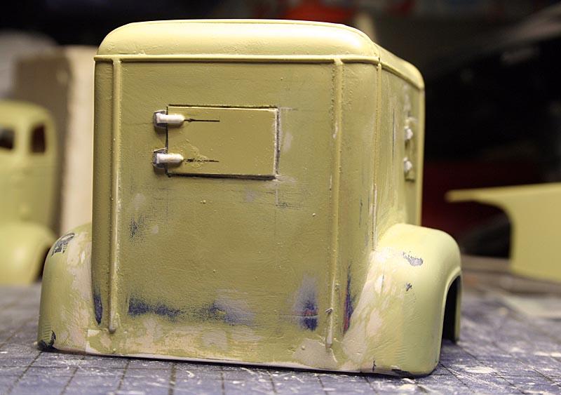 """FORD 1951 COE """"ice cream truck"""" (autre suite du 28/11/16) Img_0120"""