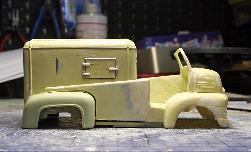 """FORD 1951 COE """"ice cream truck"""" (autre suite du 28/11/16) Img_0121"""