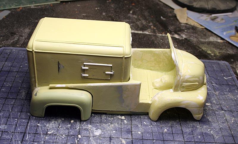 """FORD 1951 COE """"ice cream truck"""" (autre suite du 28/11/16) Img_0124"""