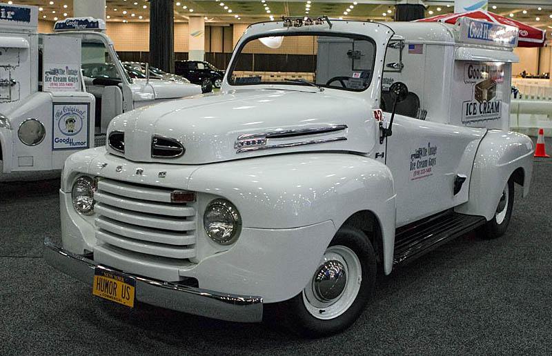 """FORD 1951 COE """"ice cream truck"""" (autre suite du 28/11/16) Img_1510"""