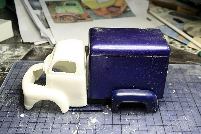 """FORD 1951 COE """"ice cream truck"""" (autre suite du 28/11/16) Img_9911"""