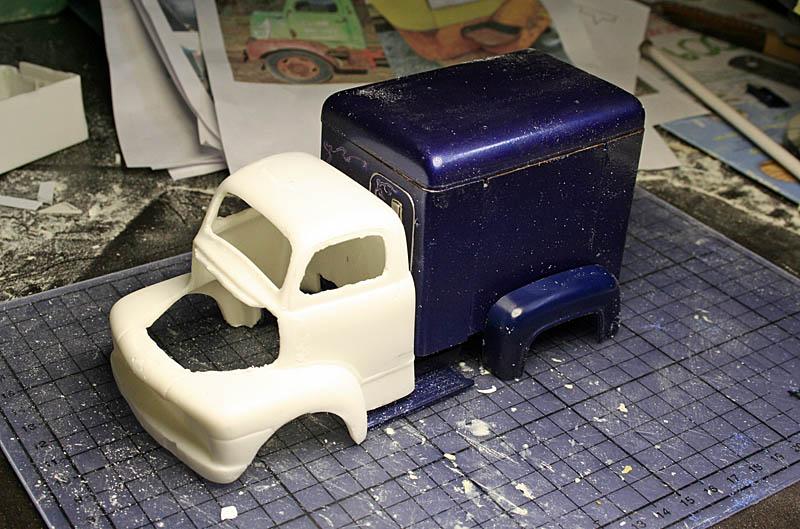"""FORD 1951 COE """"ice cream truck"""" (autre suite du 28/11/16) Img_9912"""