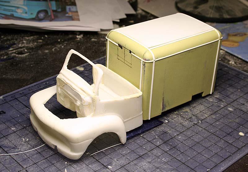 """FORD 1951 COE """"ice cream truck"""" (autre suite du 28/11/16) Img_9933"""