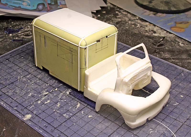 """FORD 1951 COE """"ice cream truck"""" (autre suite du 28/11/16) Img_9937"""