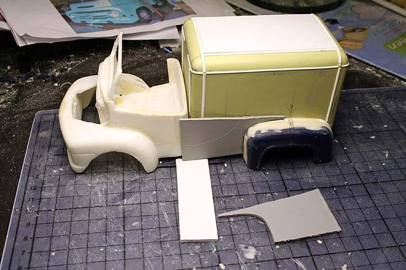 """FORD 1951 COE """"ice cream truck"""" (autre suite du 28/11/16) Img_9941"""
