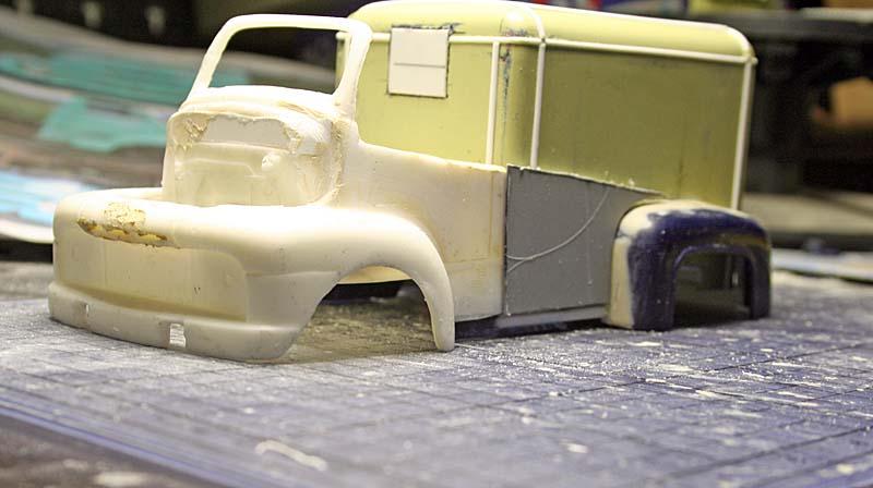 """FORD 1951 COE """"ice cream truck"""" (autre suite du 28/11/16) Img_9943"""