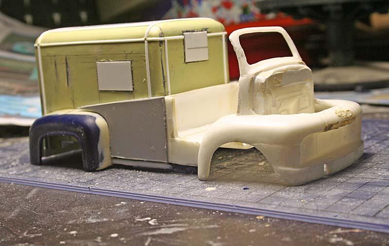 """FORD 1951 COE """"ice cream truck"""" (autre suite du 28/11/16) Img_9944"""