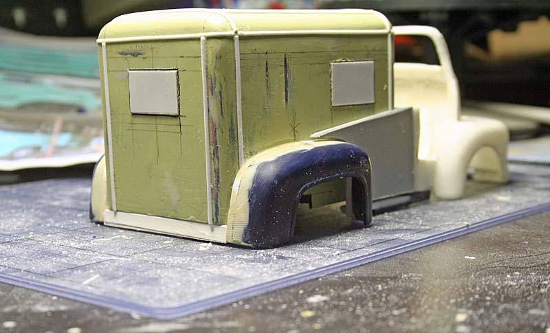 """FORD 1951 COE """"ice cream truck"""" (autre suite du 28/11/16) Img_9945"""