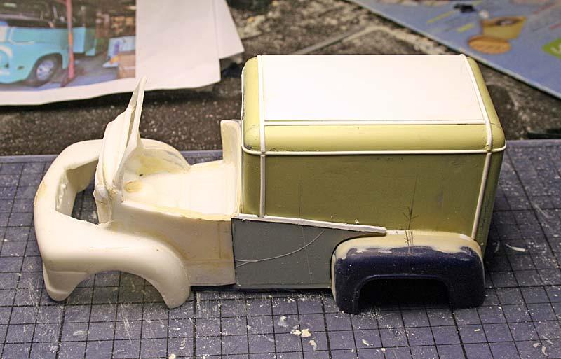 """FORD 1951 COE """"ice cream truck"""" (autre suite du 28/11/16) Img_9947"""