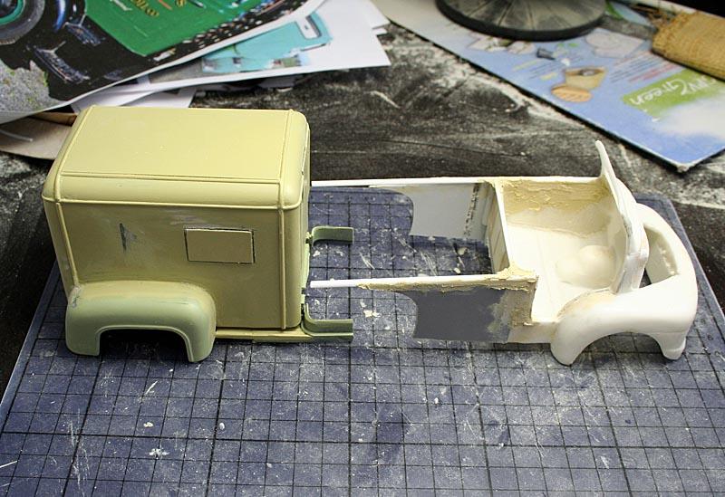 """FORD 1951 COE """"ice cream truck"""" (autre suite du 28/11/16) Img_9950"""