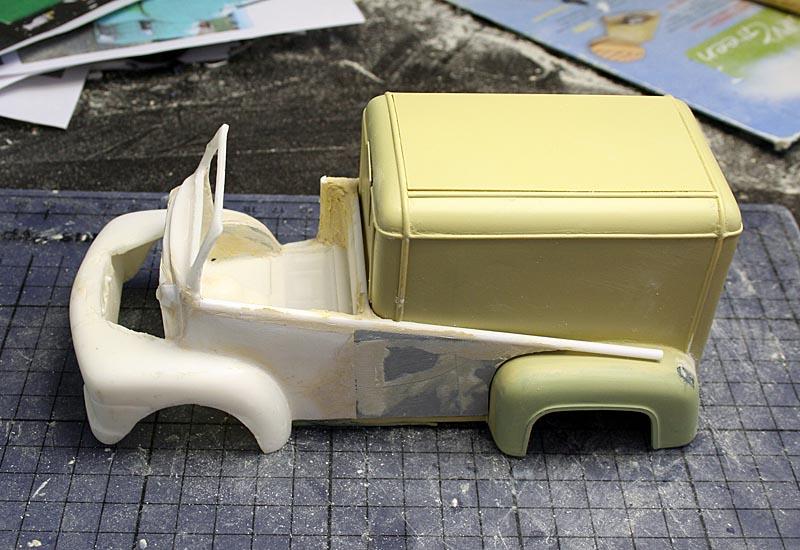 """FORD 1951 COE """"ice cream truck"""" (autre suite du 28/11/16) Img_9953"""